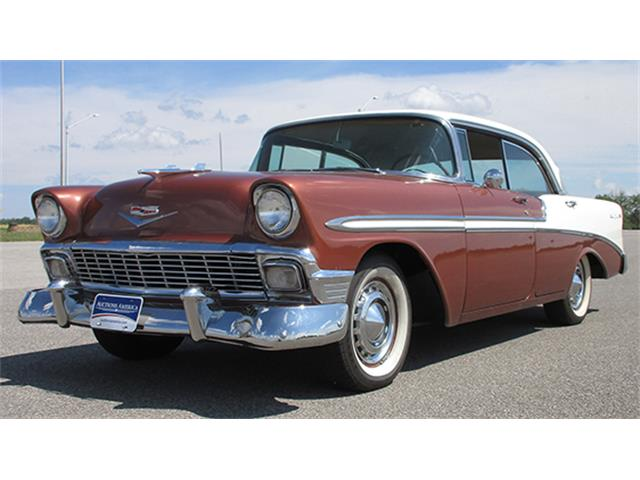 1956 Chevrolet Bel Air Sport Sedan | 877102