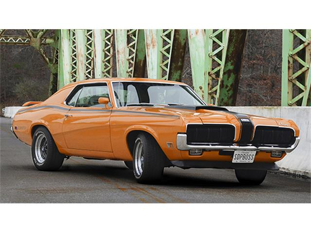 1970 Mercury Cougar Boss 302 Eliminator Hardtop | 877104