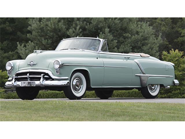 1952 Oldsmobile Super 88 Convertible | 877105