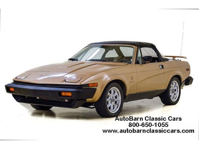 1980 Triumph TR8 | 877113