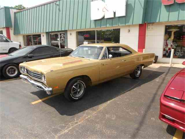 1969 Plymouth Road Runner | 877115