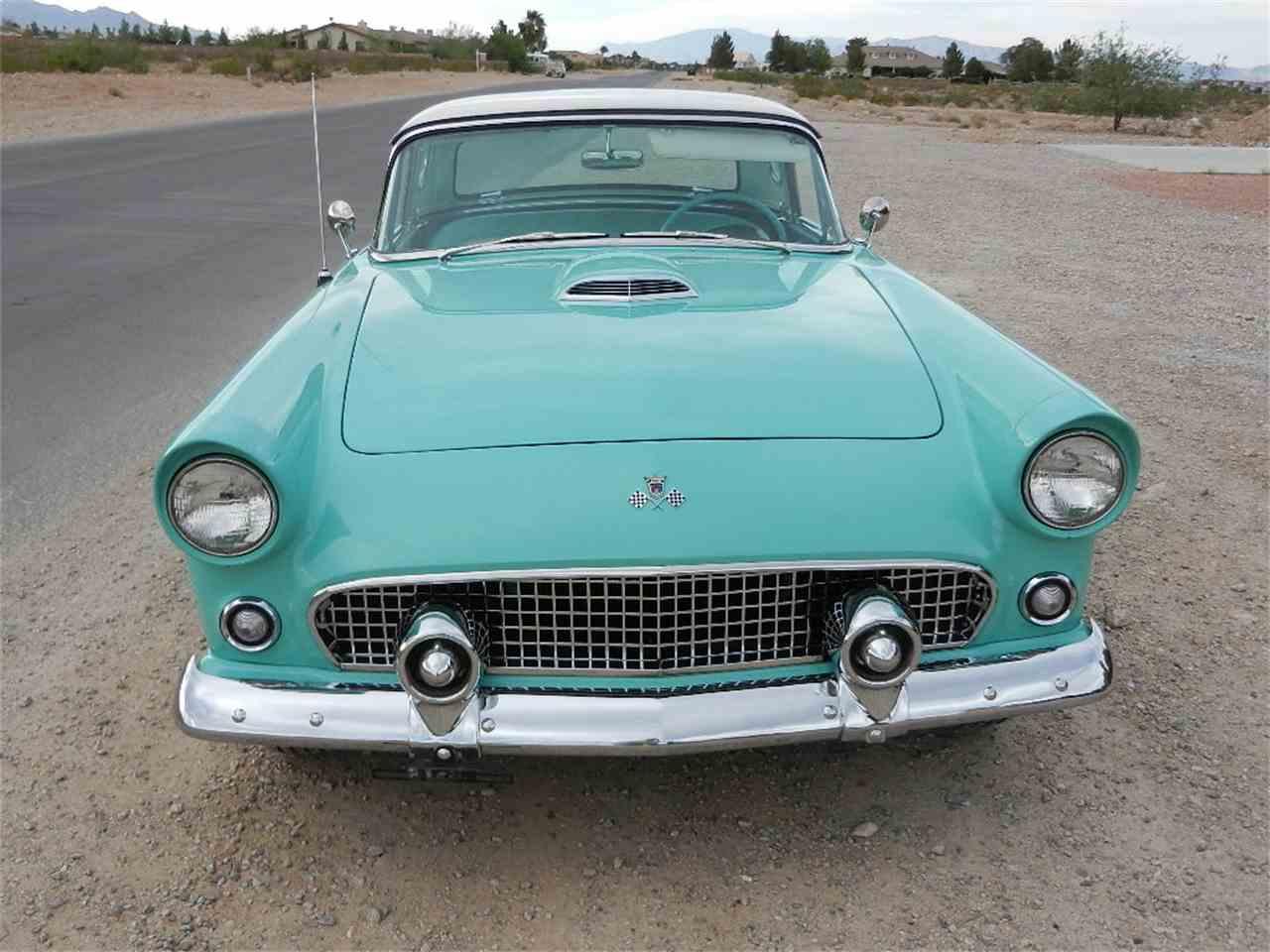 1955 ford thunderbird for sale cc 877116. Black Bedroom Furniture Sets. Home Design Ideas