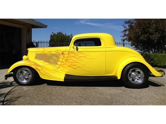 1934 Ford 3-Window Coupe | 877119