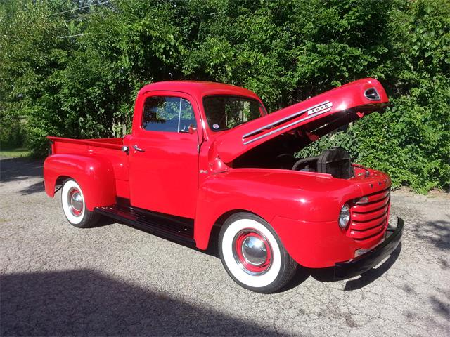 1950 Ford F1 | 877120