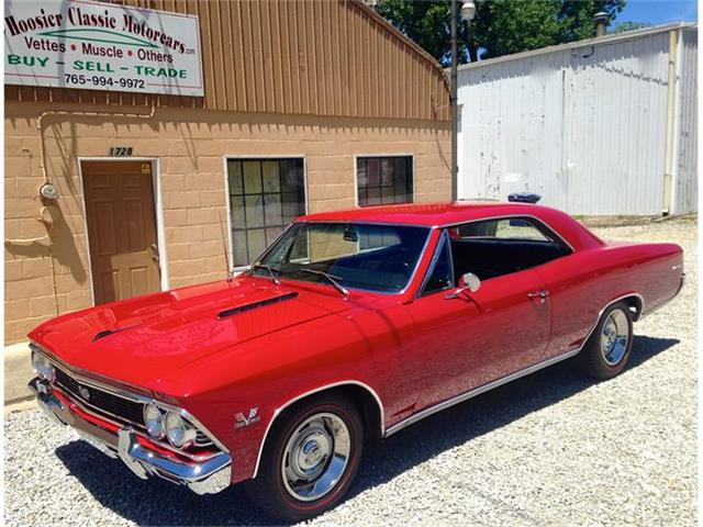 1966 Chevrolet Chevelle SS | 877123