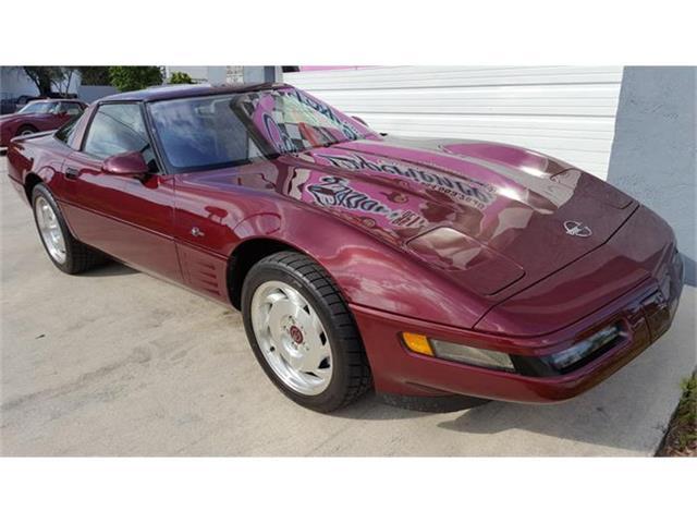 1993 Chevrolet Corvette | 877128