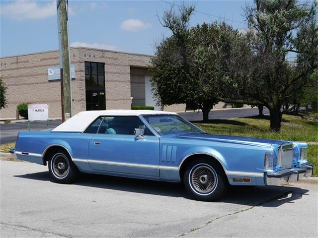 1978 Lincoln Continental Mark V | 877131