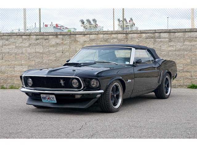 1969 Ford Mustang | 877132