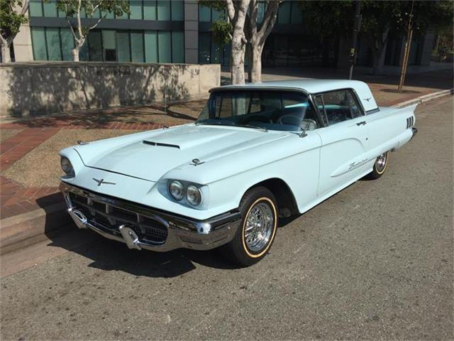 1960 Ford Thunderbird | 877138