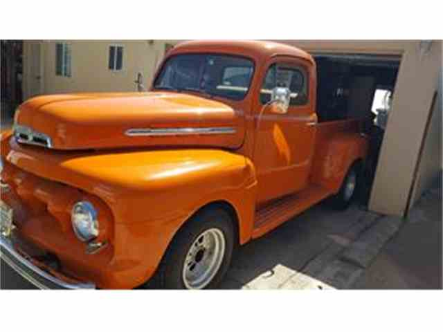 1951 Ford F1 | 877145