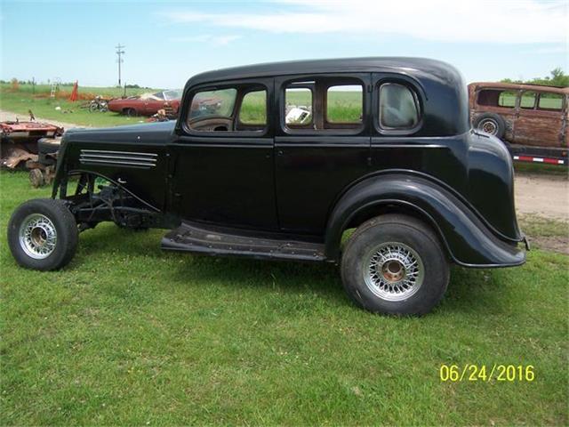 1934 Buick 4-Dr Sedan | 877148