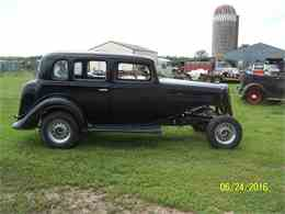 Picture of '34 4-Dr Sedan - $4,500.00 Offered by Dan's Old Cars - IST8