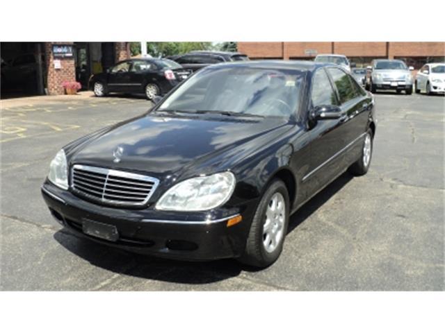 2002 Mercedes-Benz S-Class | 877156