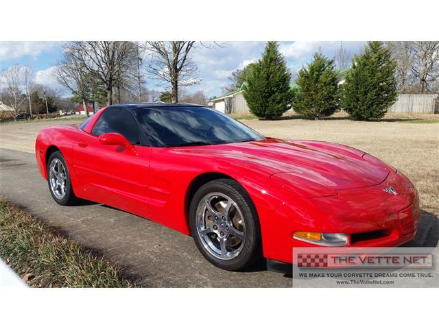 2003 Chevrolet Corvette | 877165