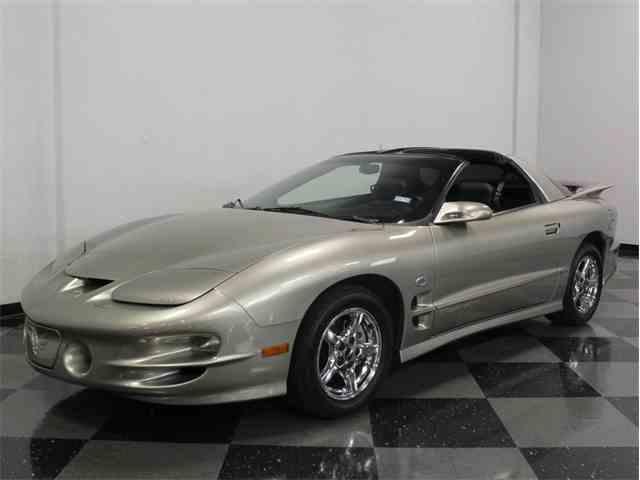 2002 Pontiac Firebird Trans Am NHRA Edition | 877169