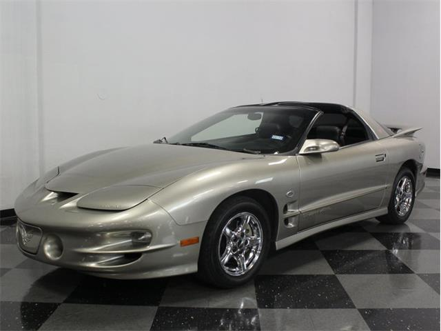 2002 Pontiac Firebird Trans Am NHRA Edition | 877169