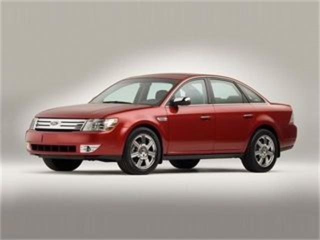 2009 Ford Taurus | 877193