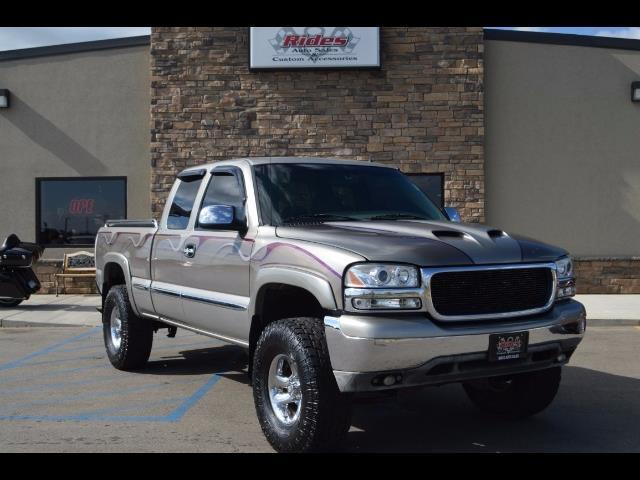 2002 GMC Sierra 15004dr Extended Cab | 877197