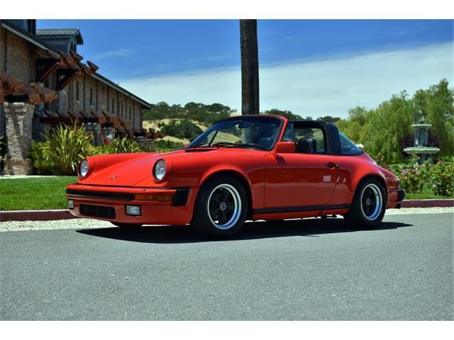 1982 Porsche 911   877202