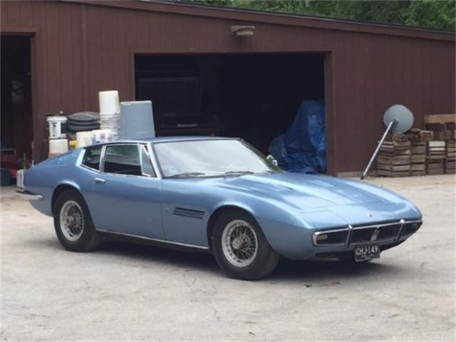 1969 Maserati Ghibli | 877214