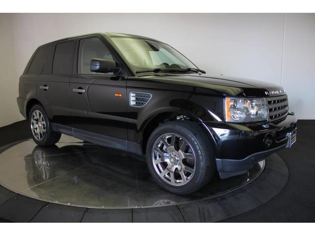 2008 Land Rover Range Rover Sport | 877236