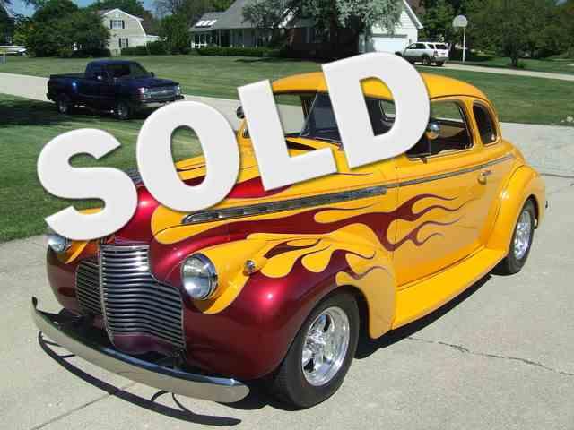 1940 Chevrolet Special Deluxe | 877239