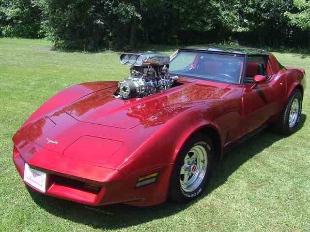 1981 Chevrolet Corvette | 877240