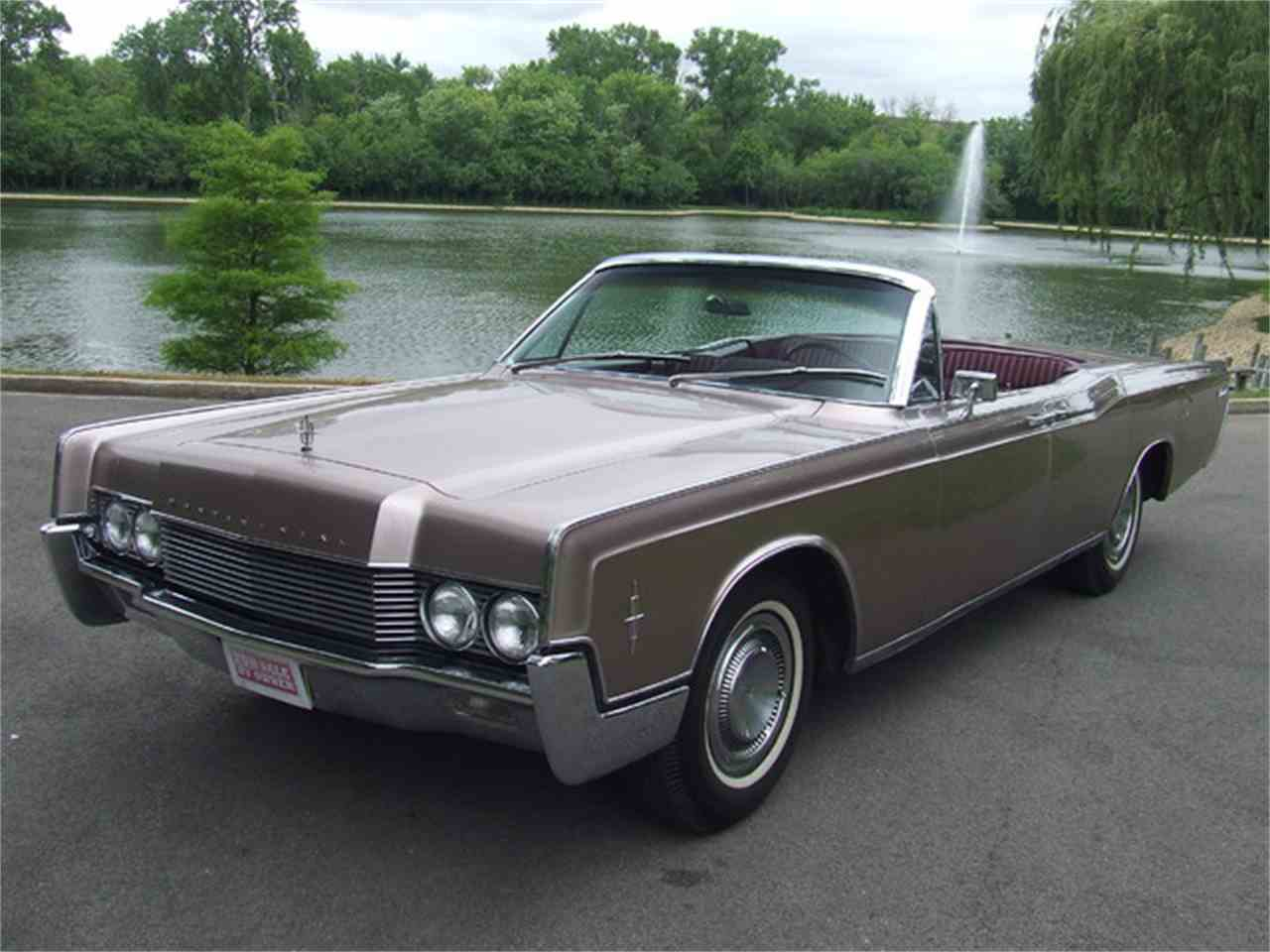 1966 lincoln continental for sale cc 877241. Black Bedroom Furniture Sets. Home Design Ideas