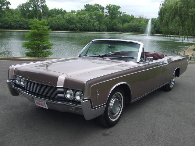 1966 Lincoln Continental | 877241