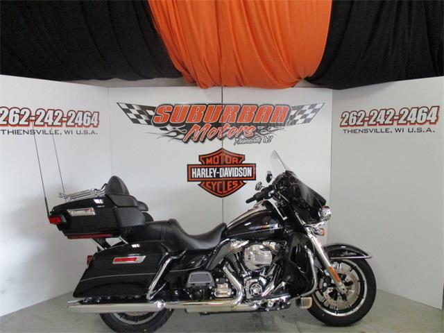 2015 Harley-Davidson® FLHTK - Ultra Limited | 877258