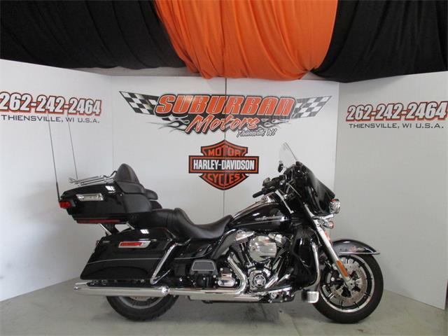 2015 Harley-Davidson® FLHTK - Ultra Limited | 877261