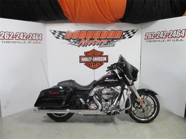 2015 Harley-Davidson® FLHXS - Street Glide® Special | 877262