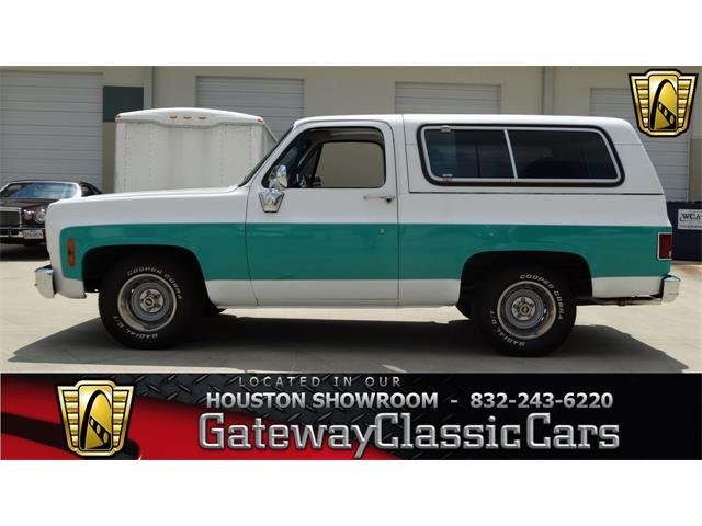 1976 Chevrolet Blazer | 877294