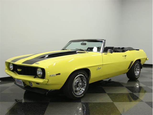 1969 Chevrolet Camaro | 877313
