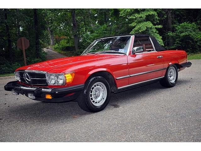 1985 Mercedes-Benz 380SL | 877315