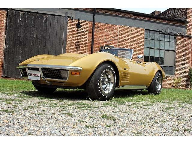 1971 Chevrolet Corvette | 877316
