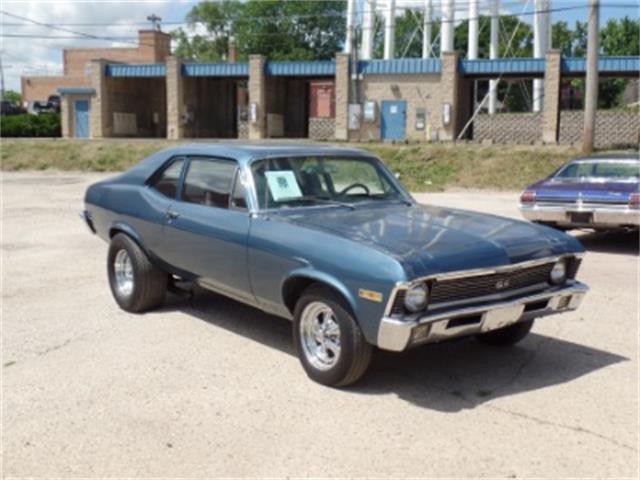 1970 Chevrolet Nova | 877333