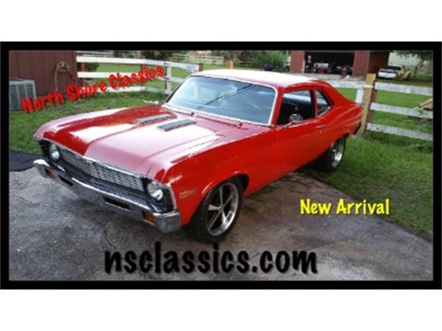 1972 Chevrolet Nova | 877334