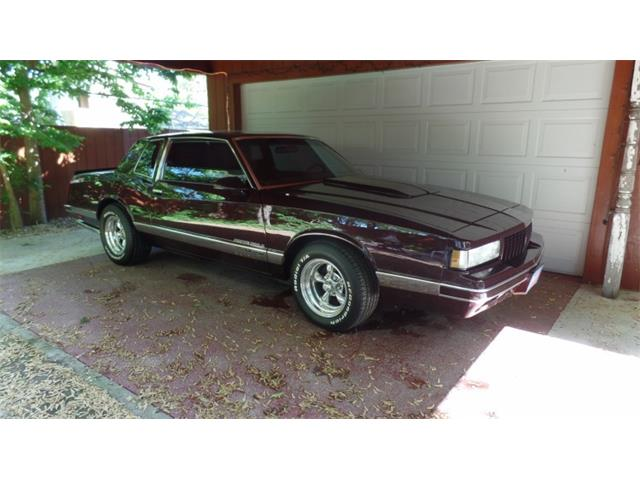 1986 Chevrolet Monte Carlo | 877342