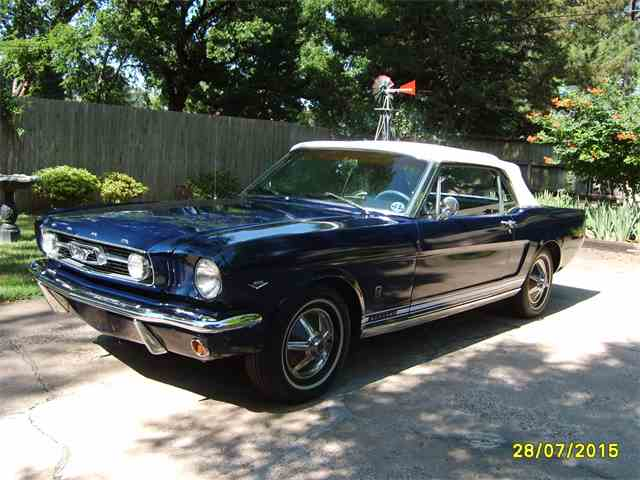 1966 Ford Mustang GT | 877347