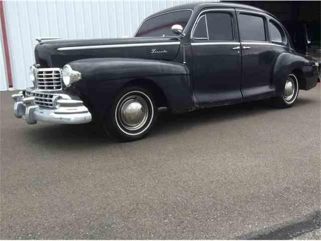1948 Lincoln-Zephyr 4 Door | 877354