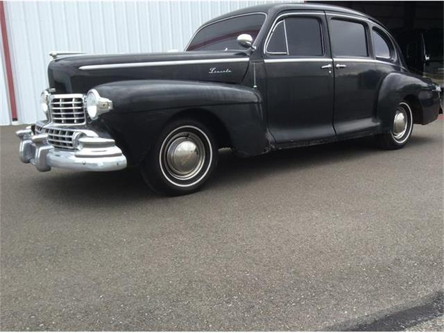 1948 Lincoln-Zephyr 4 Door | 877354