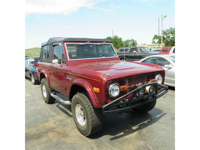 1977 Ford Bronco II | 877363
