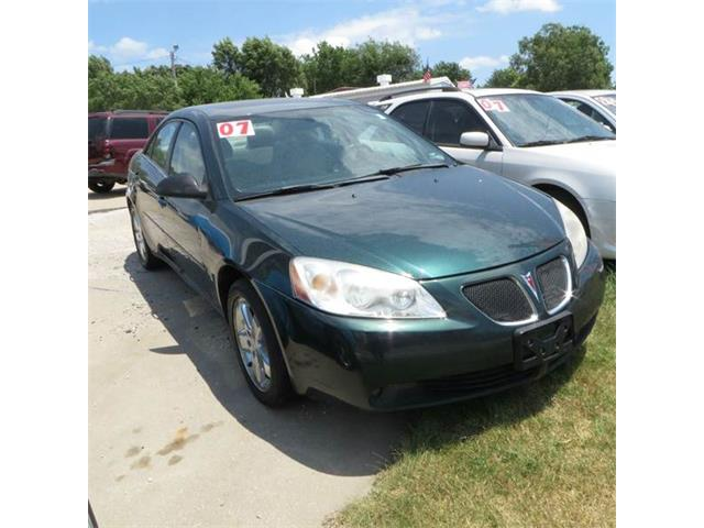 2007 Pontiac G6 | 877364