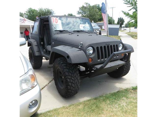 2010 Jeep Wrangler | 877366