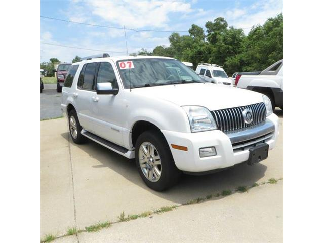 2007 Mercury Mountaineer | 877368