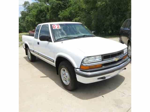 2002 Chevrolet S10 | 877370