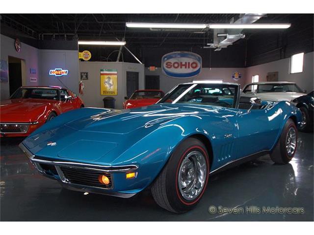 1969 Chevrolet Corvette | 877373