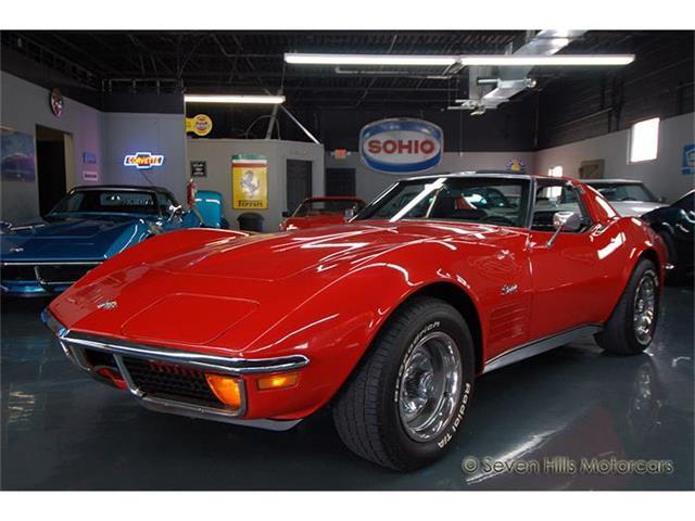 1971 Chevrolet Corvette | 877375