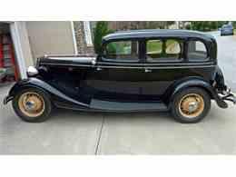 1934 Ford Sedan for Sale - CC-877376